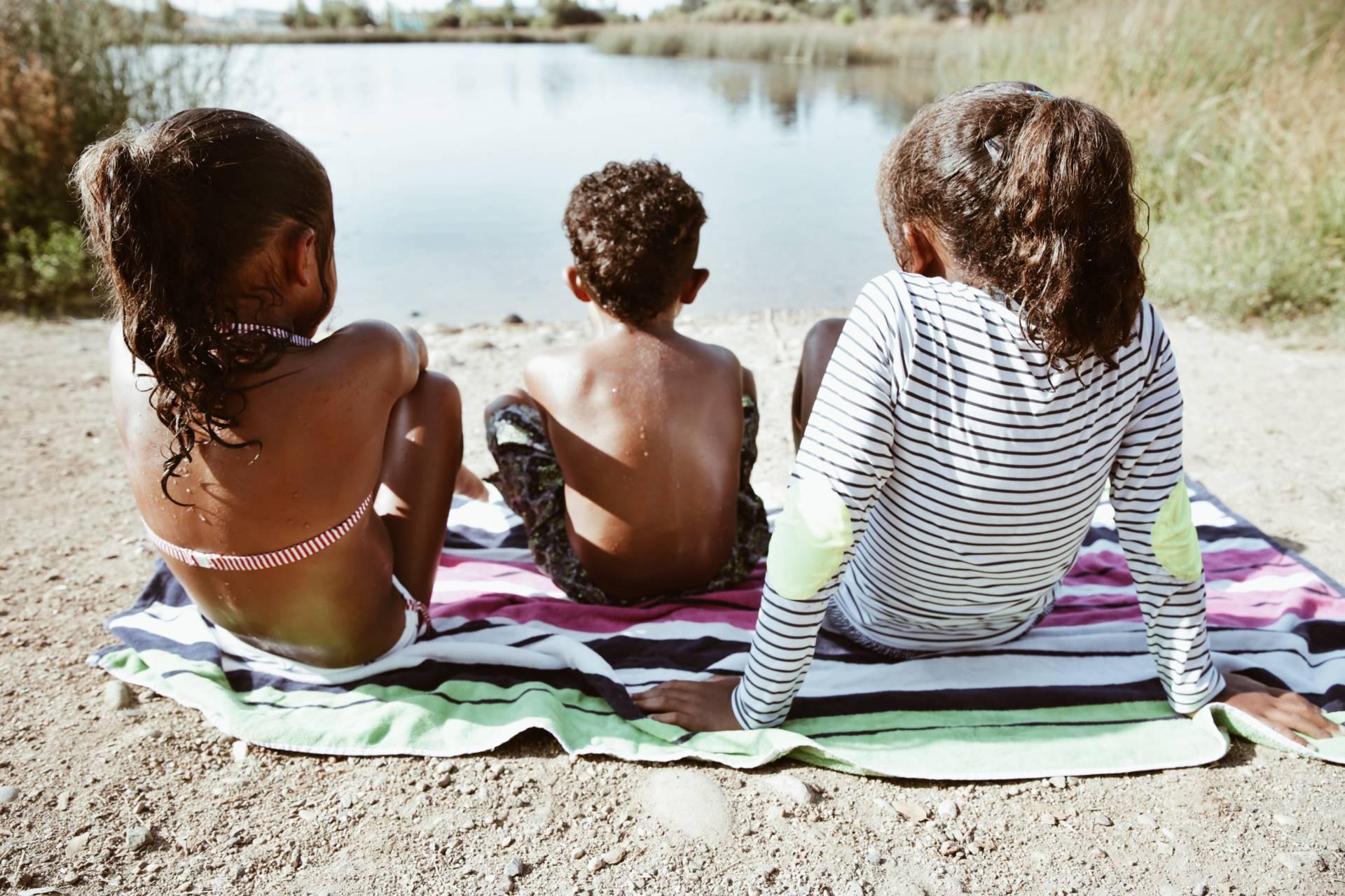 kids-swimwear- lake time