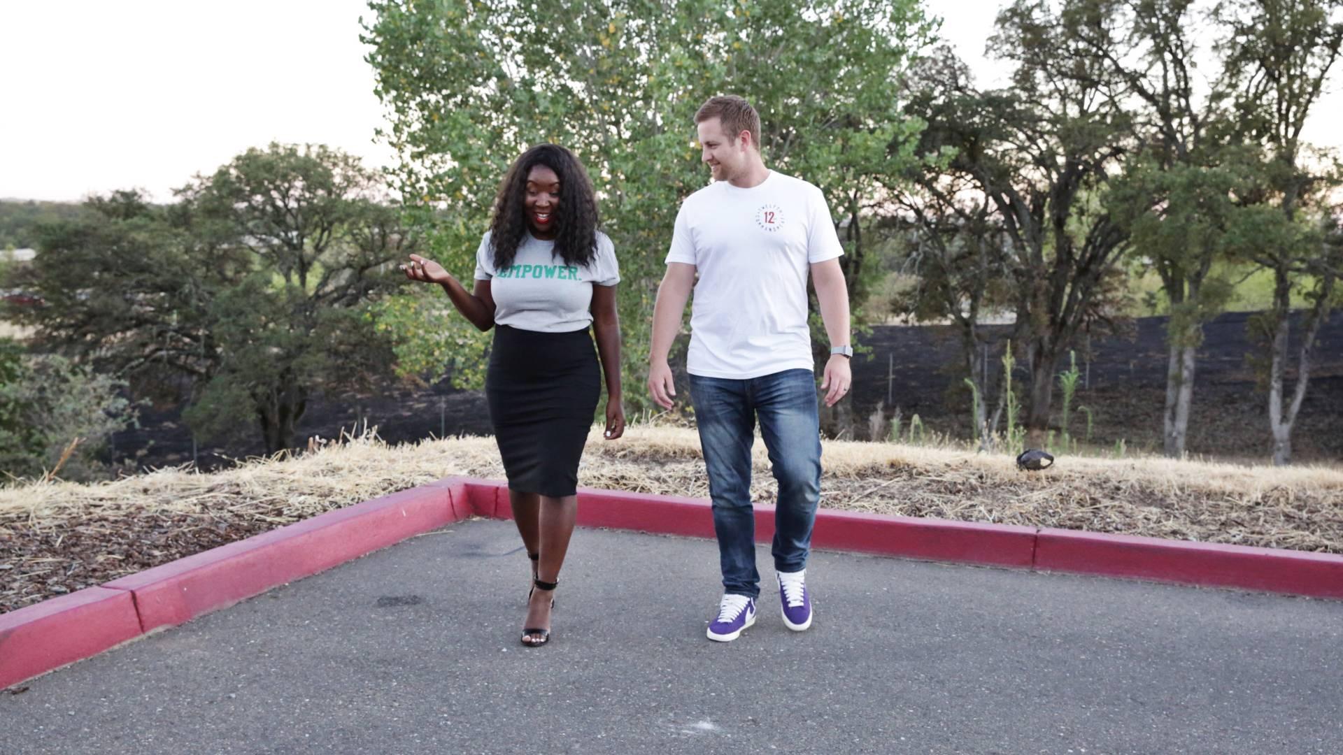 Goose & Gander Brand- couple's fashion