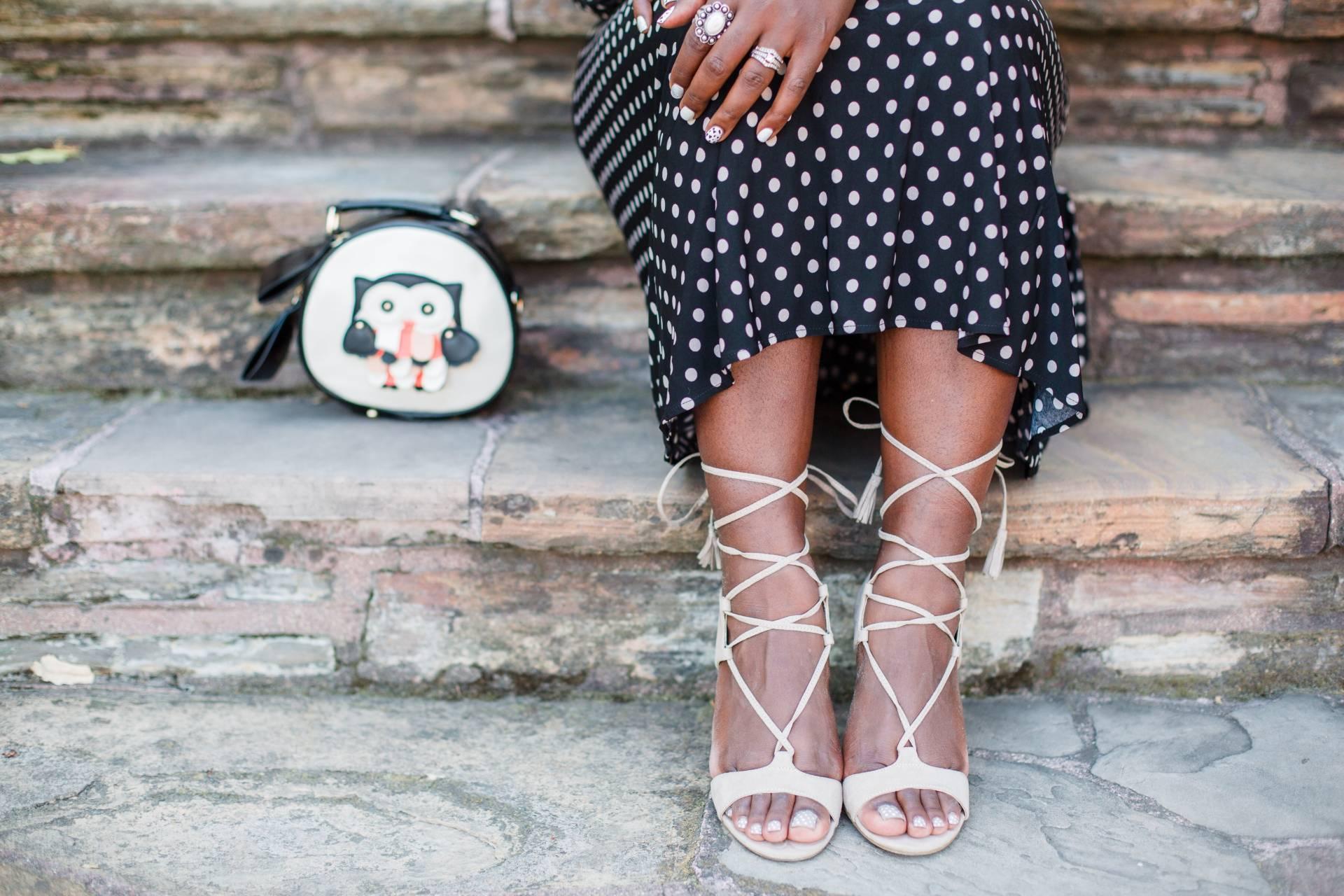 polka-dot-dress- Fall