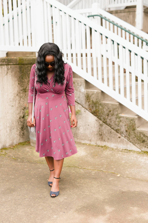 burgundy-karina-dresses- in deep thought
