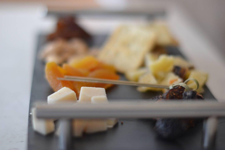 liana-estates-napa-valley- cheese platter