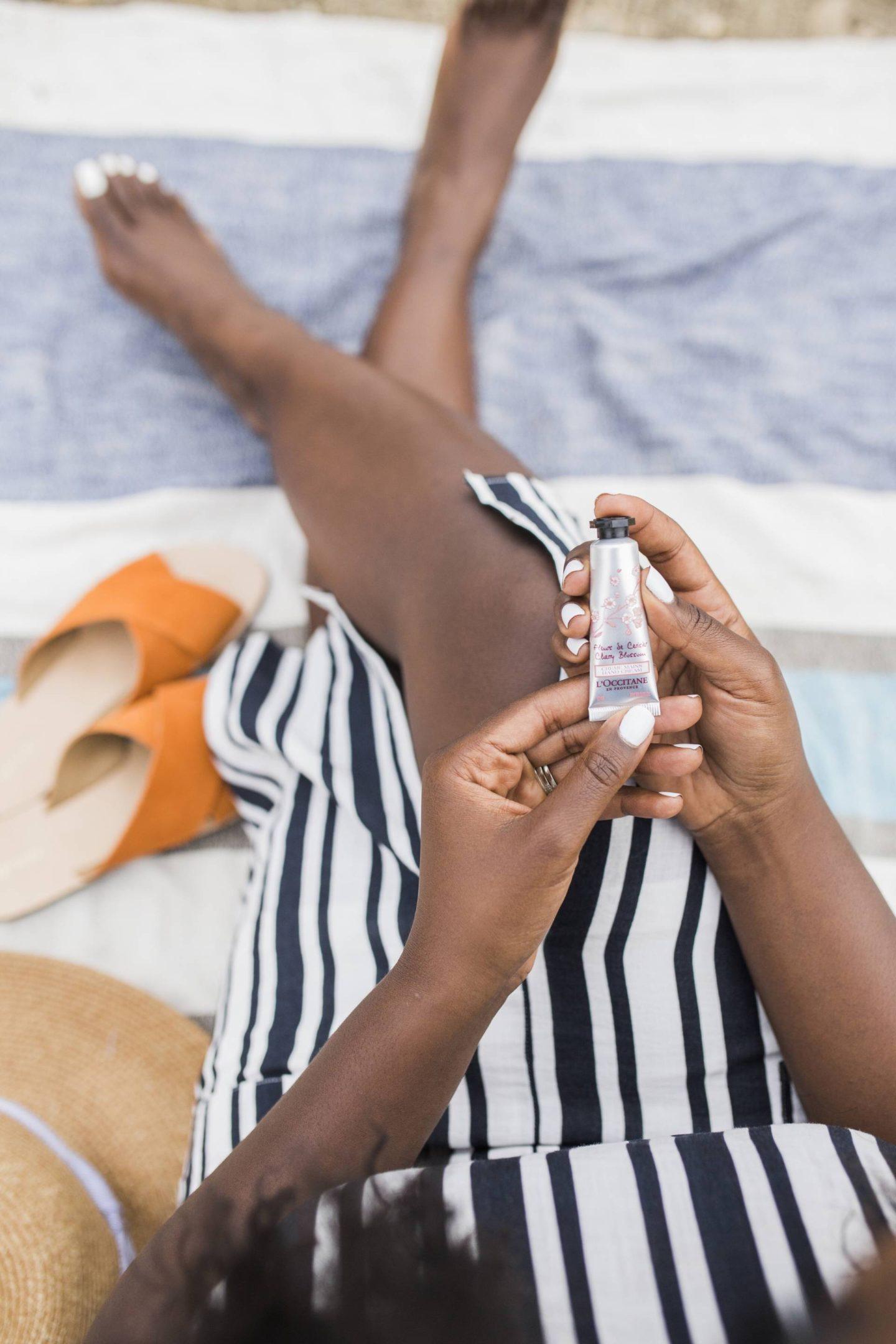 Summer Skin Care Treasures With L'Occitane