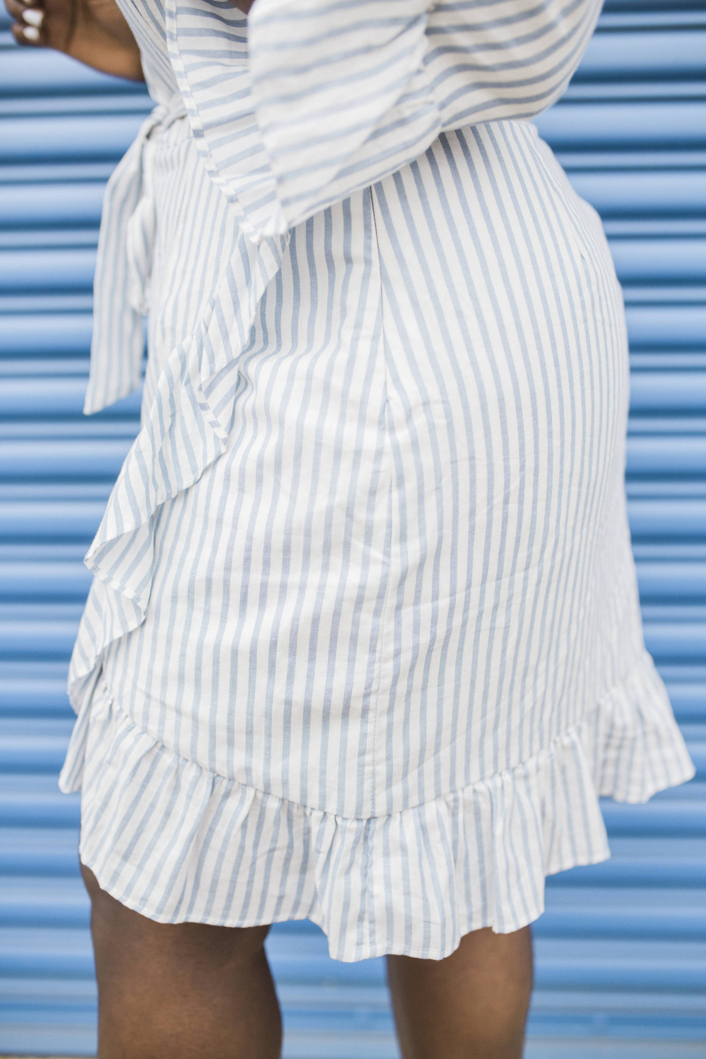 love-yourself-thirty-three + The perfect ruffle dress for Summer!
