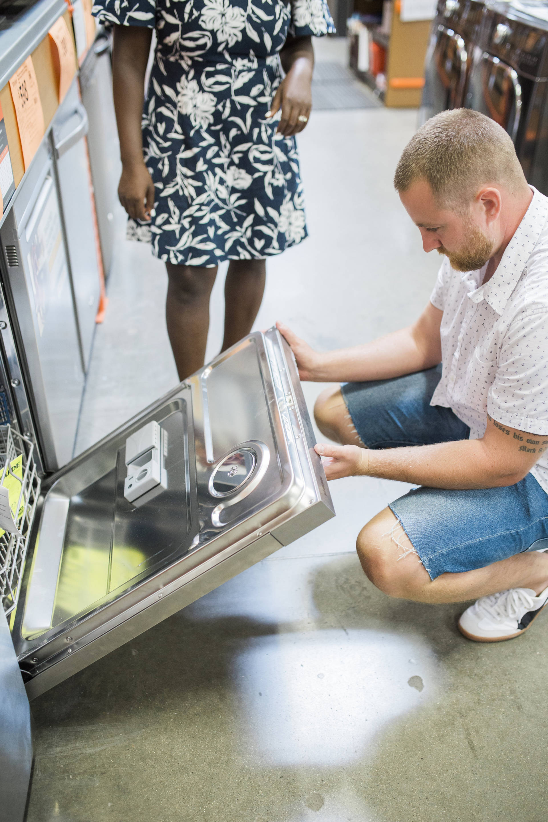 Appliance Upgrade Experience With The Home Depot