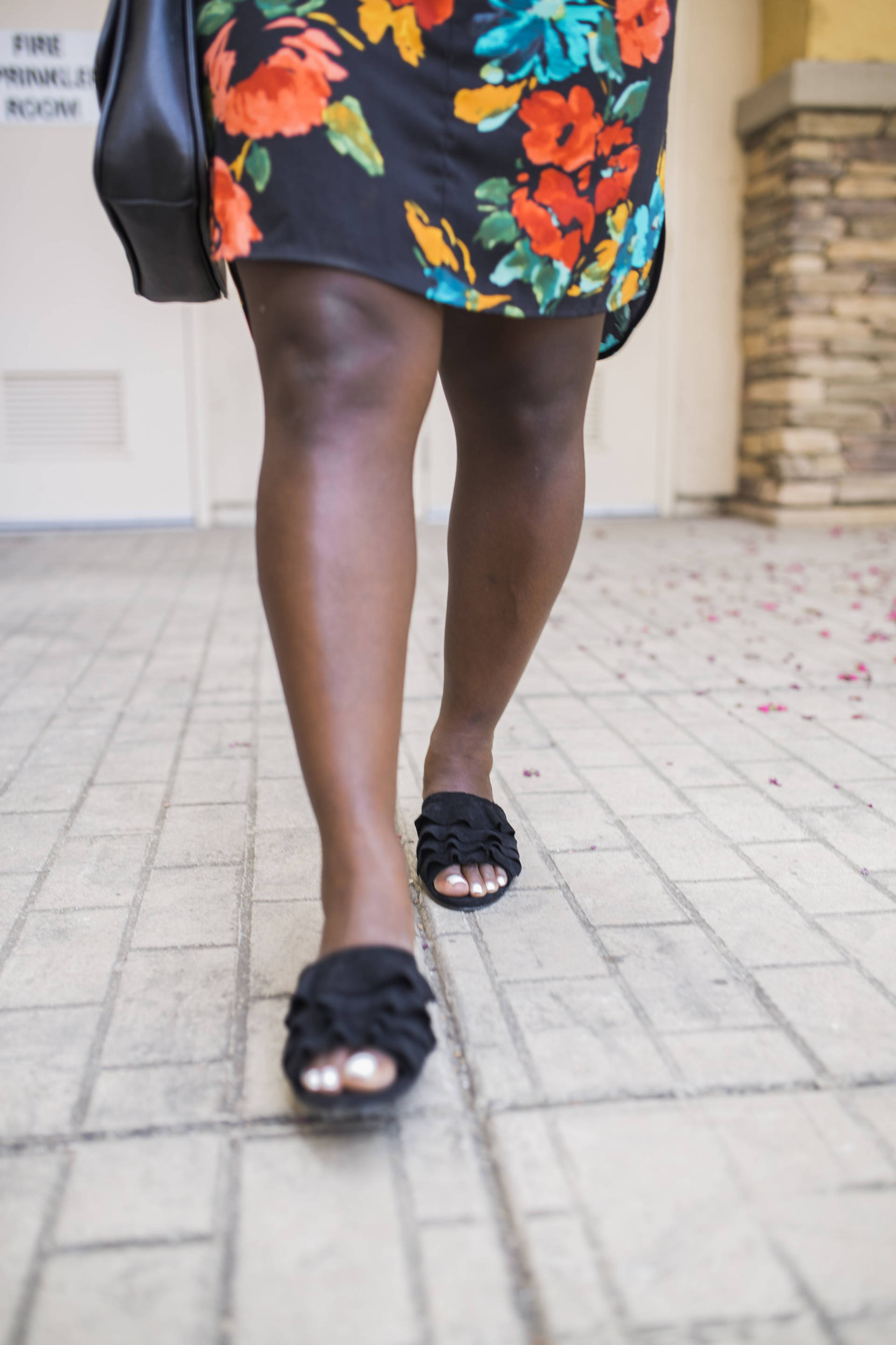 Heeled, studded, multi colored or solid, mules are a shoe you must have in your closet!!