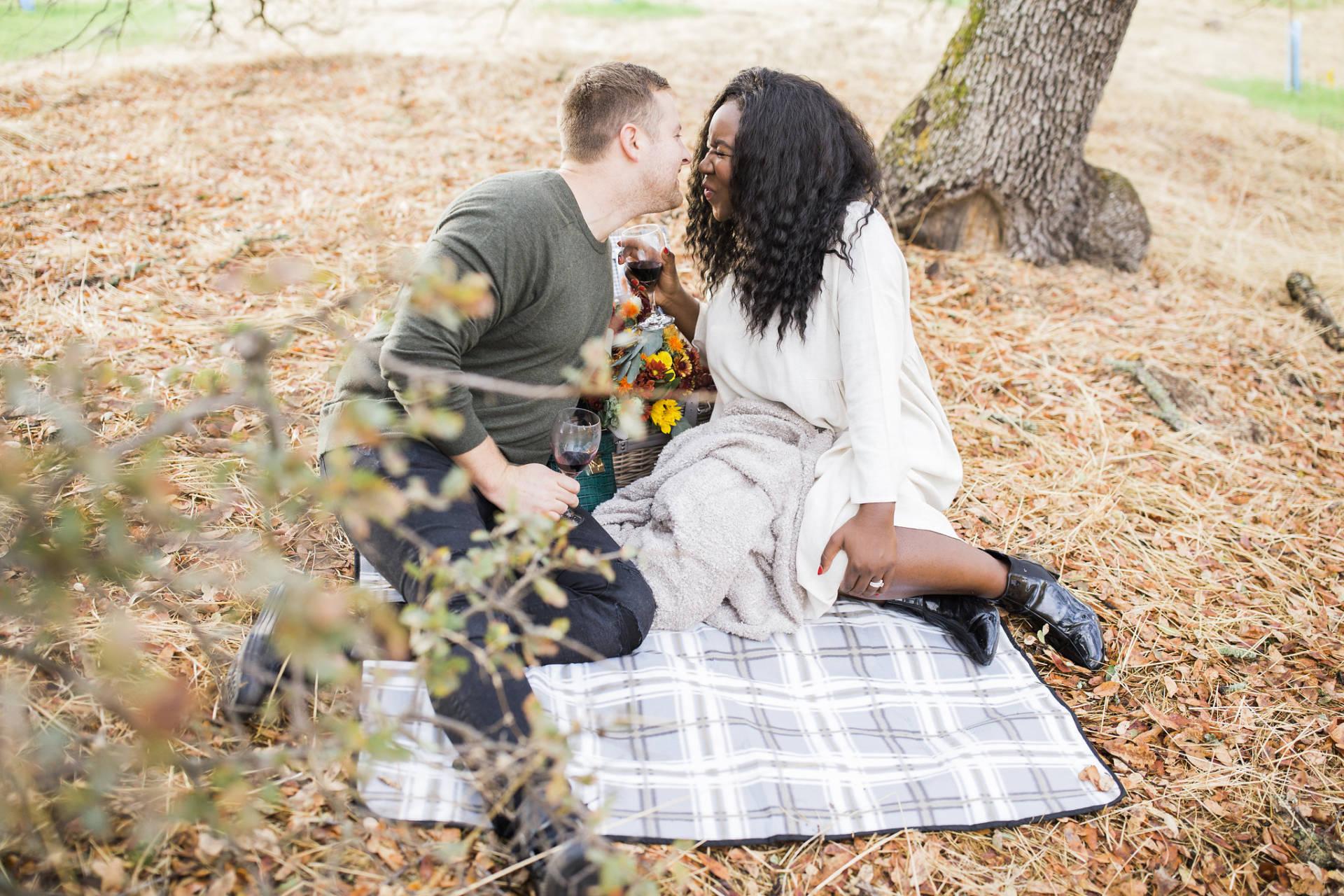 Fall Picnic With Cameron Hughes