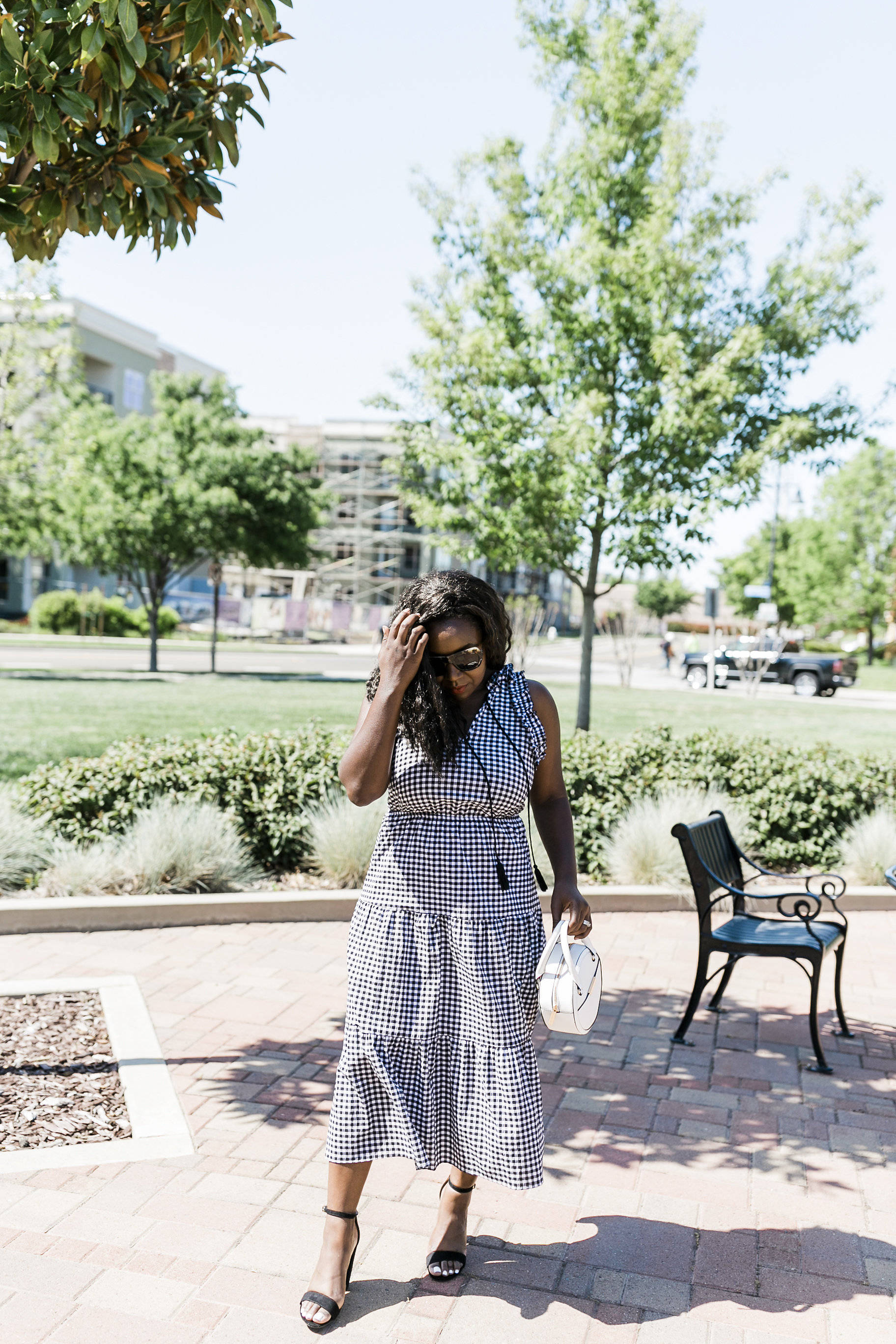Cute and affordable Gingham Dresses for Summer and Spring!