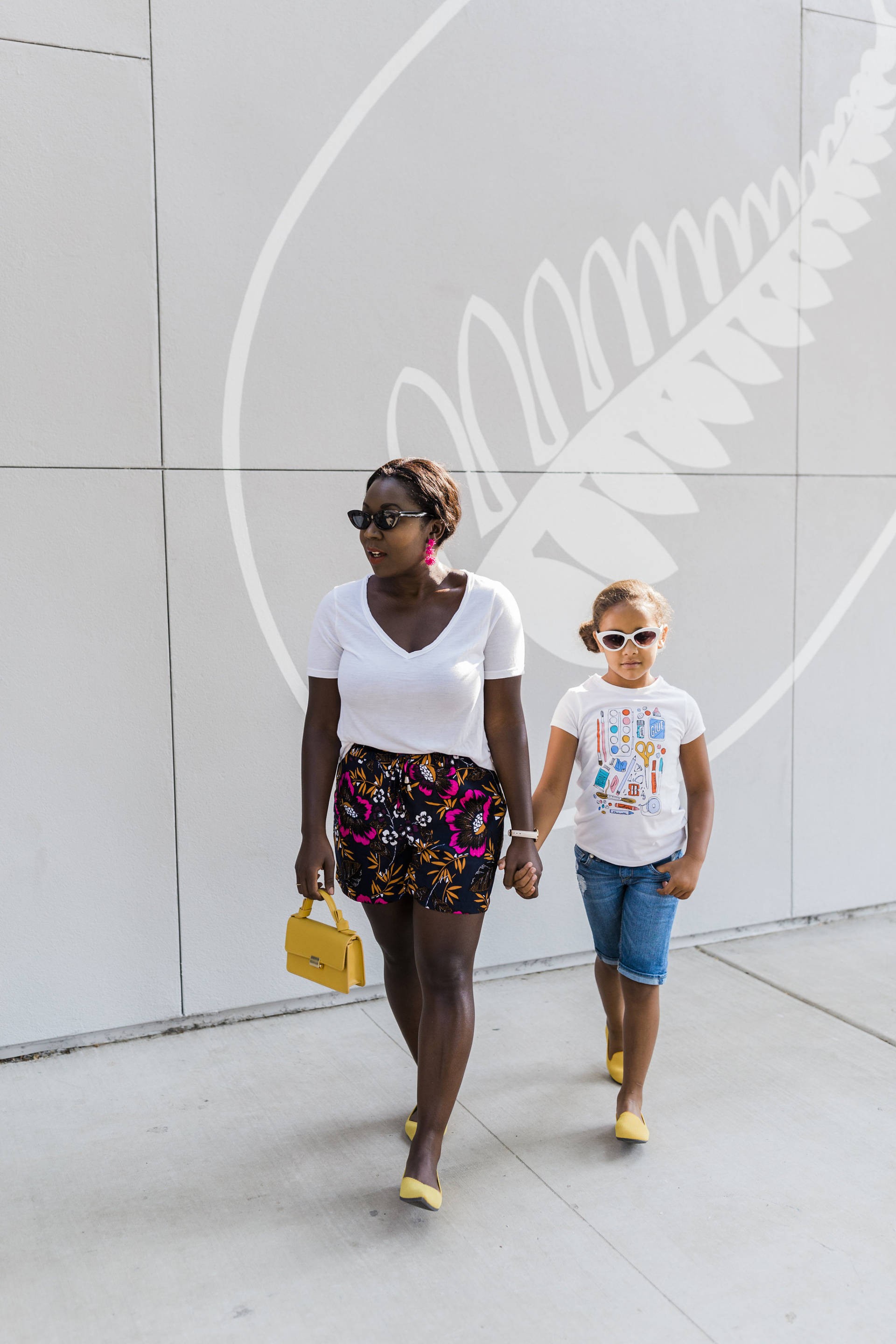 Date your kids: Going out in style with Rothy's- Each pair of Rothy's are made from 100% post-consumer water bottles, recycled foam, and vegan and non-toxic adhesives, so you can feel good about wearing them.