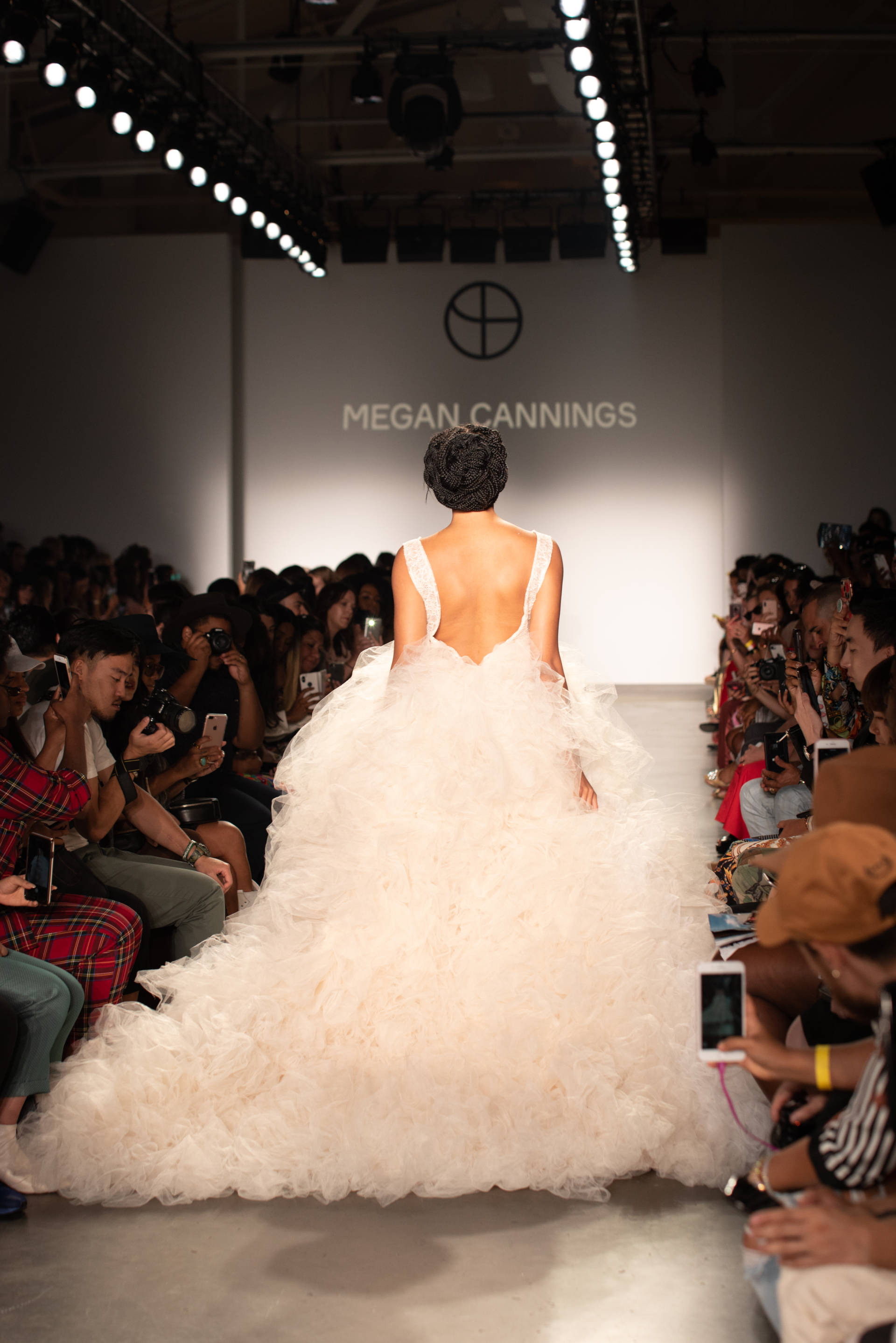 It has been a dream of mine to attend NYFW. Everything from the shows, to the meetings, parties and events- it has all exceeded my expectations. As a creative I think it is important to surround yourself with inspiration. This is that and more.
