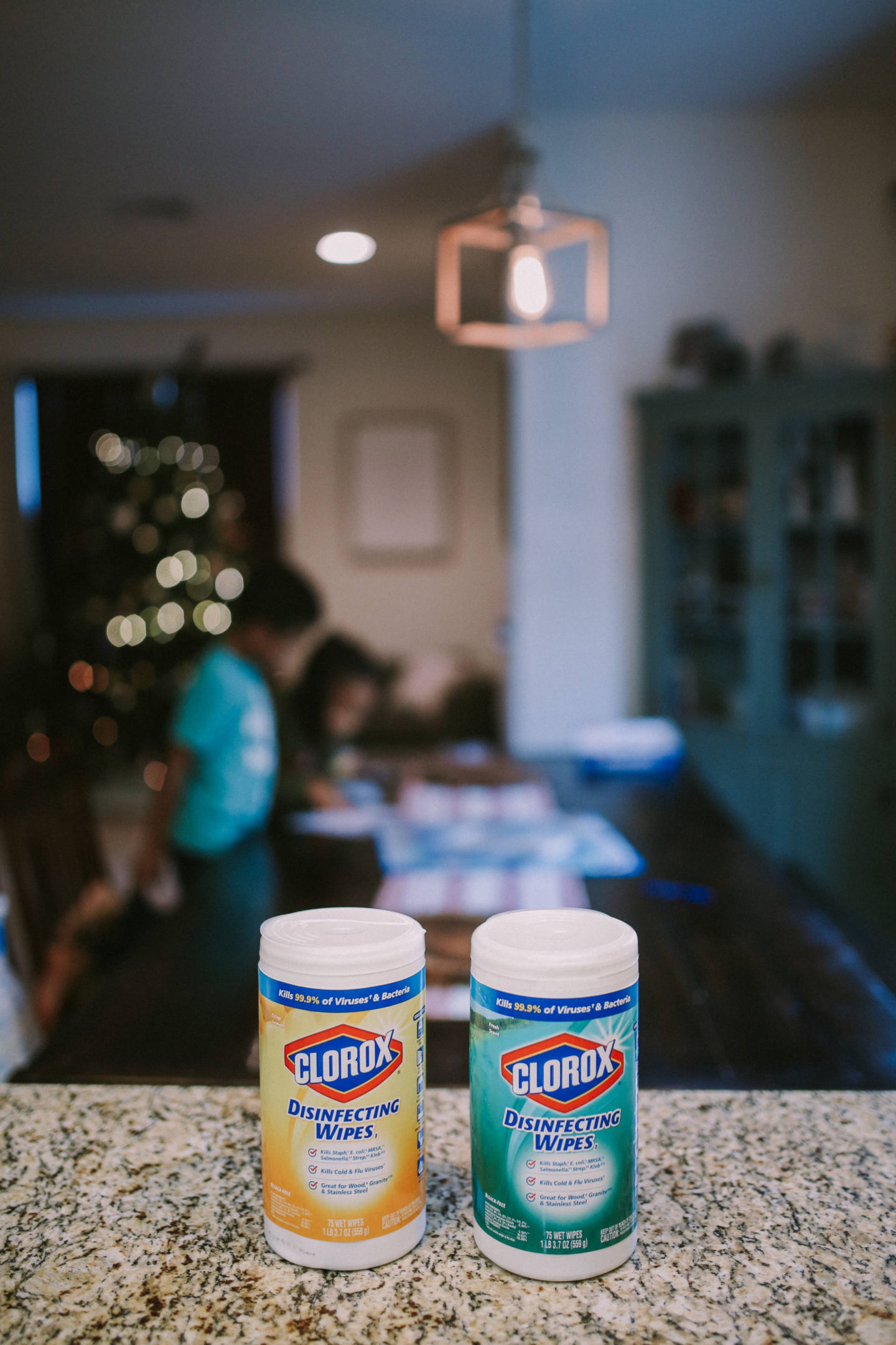 Ruthie Ridley Blog: Cold and Flu Season With Clorox