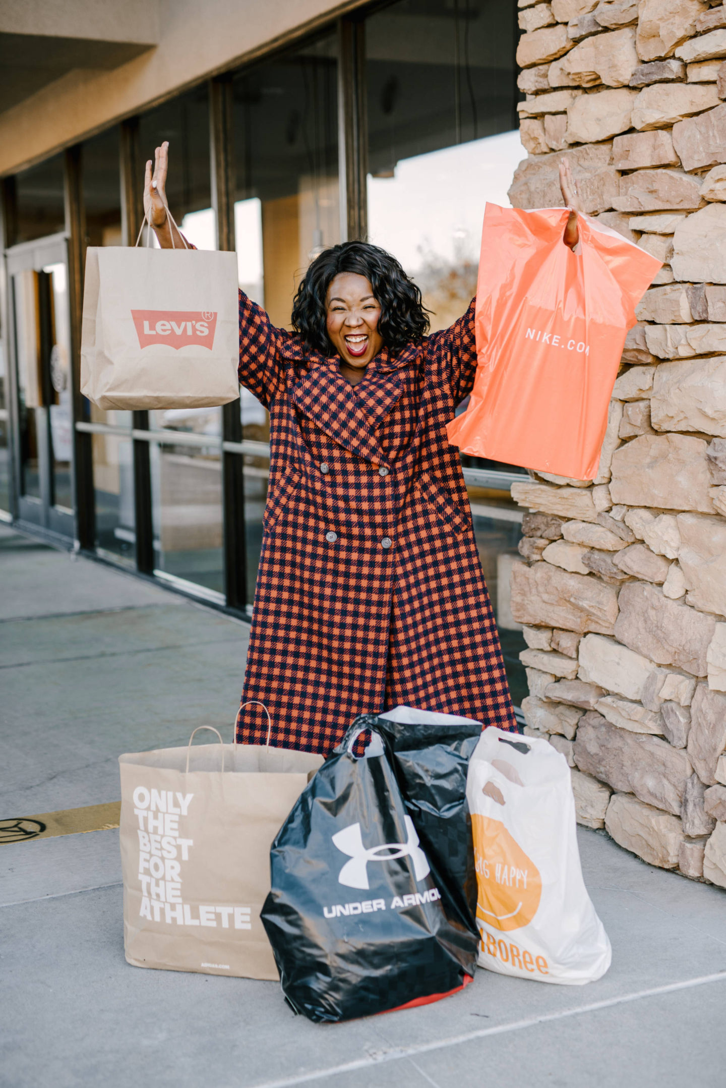 Ruthie Ridley Blog- Holiday Shopping Vacaville Outlets