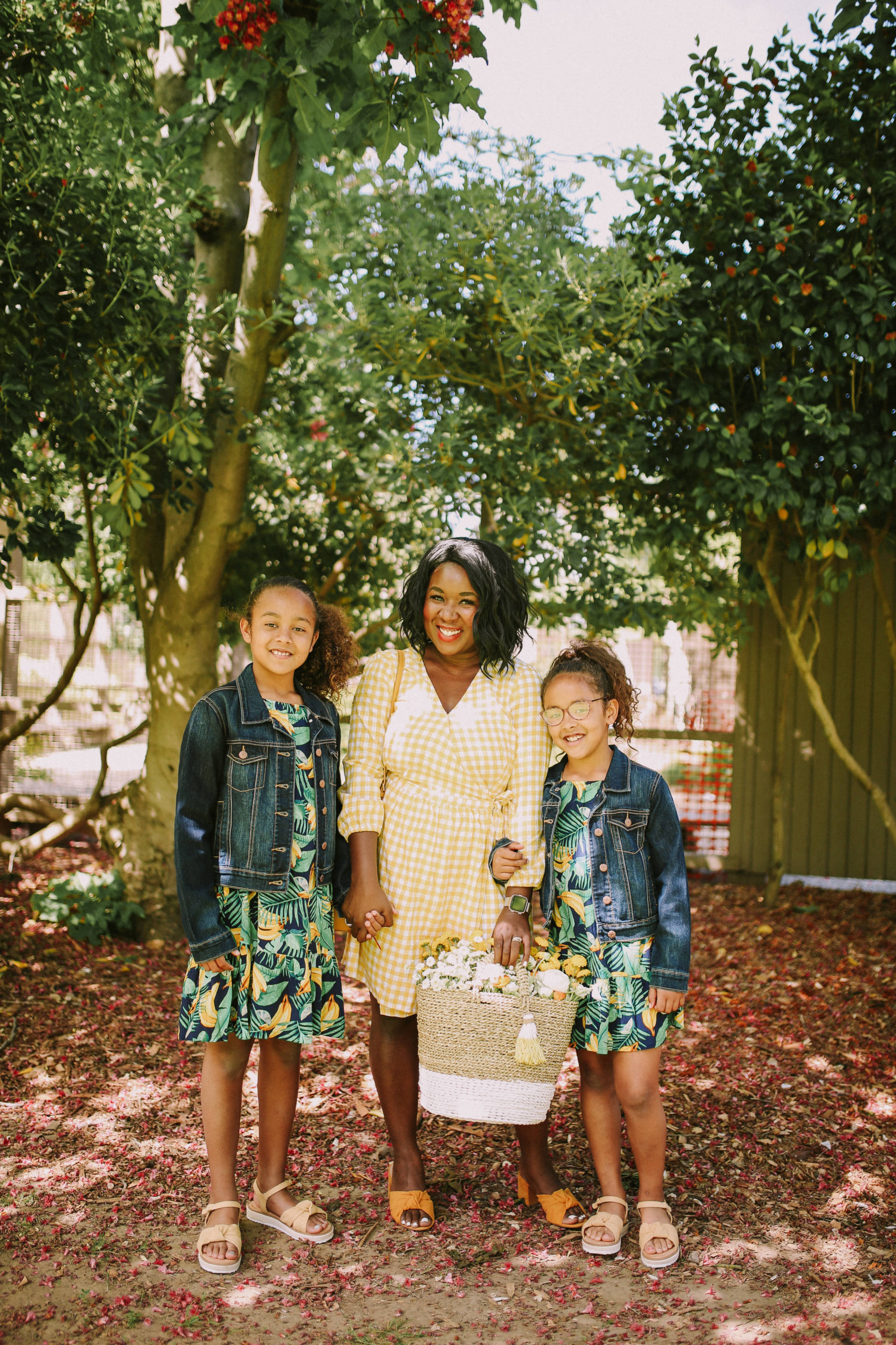Ruthie Ridley Blog Mother's Day Mini Me Outfits With Old Navy