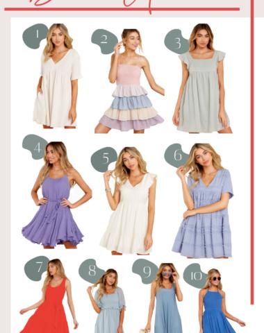 Ruthie Ridley Blog 10 Dresses Under $50