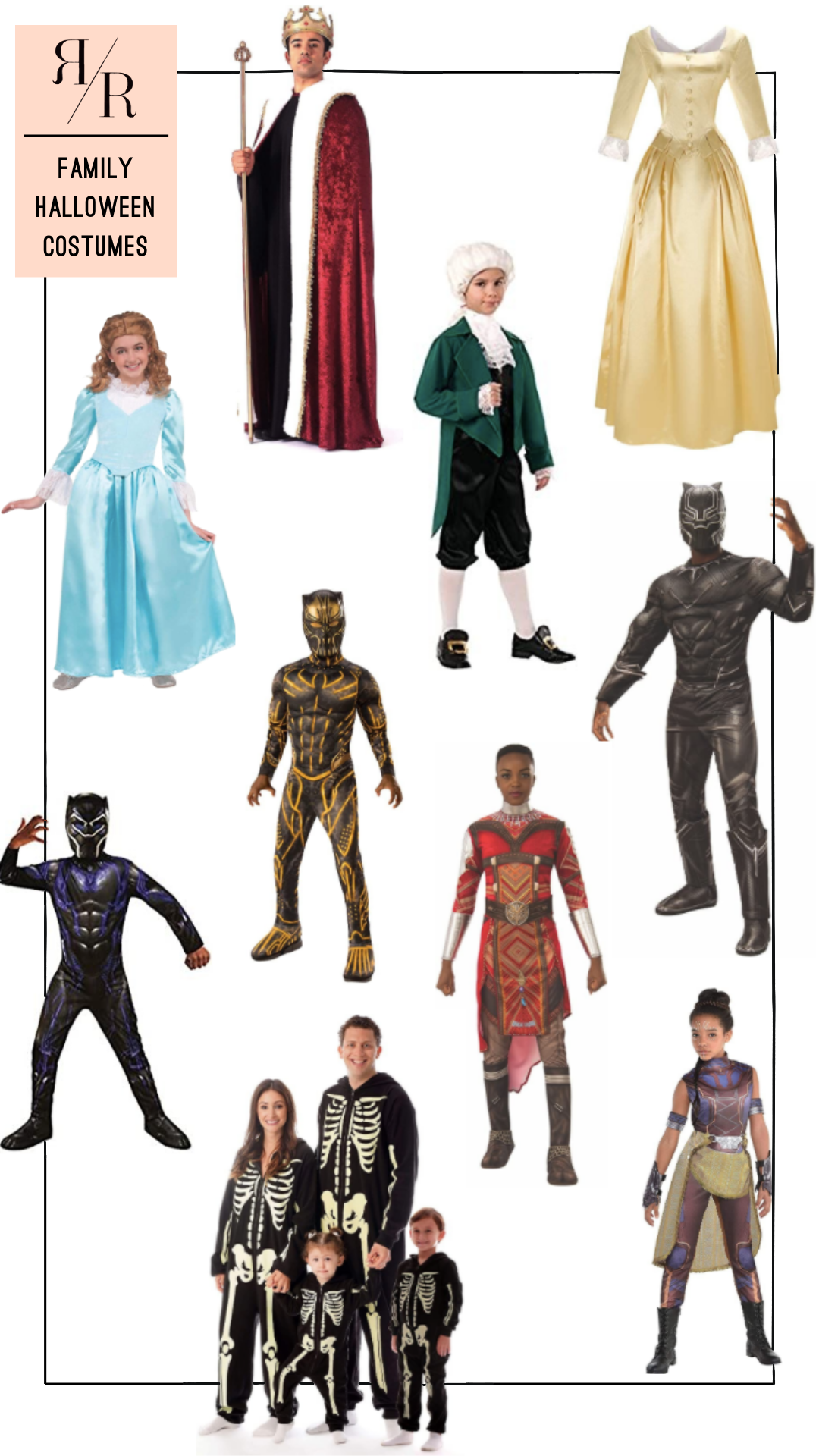 Ruthie Ridley Blog Family Halloween Costumes