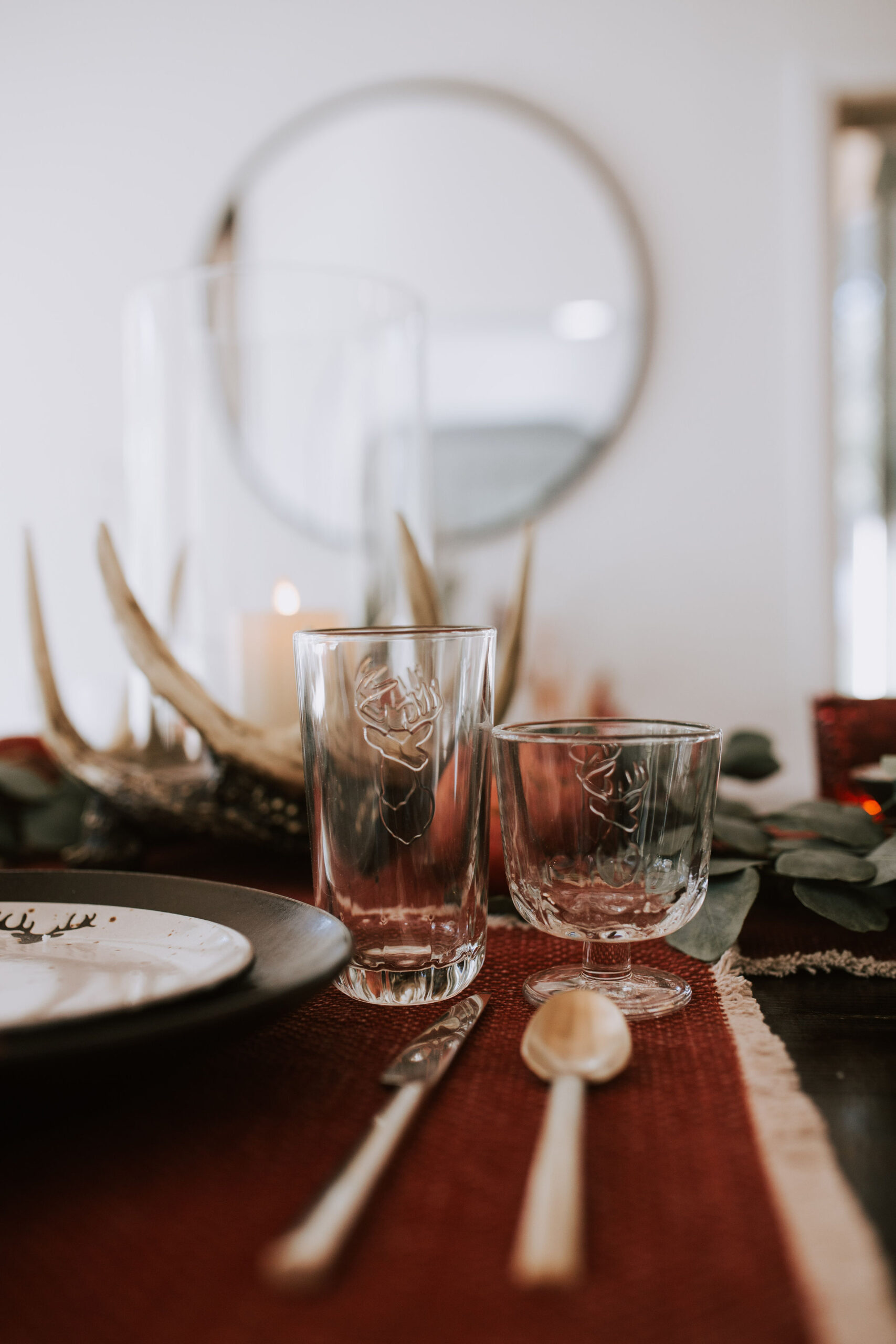 Ruthie Ridley Blog Holiday Tablescape With Pottery Barn