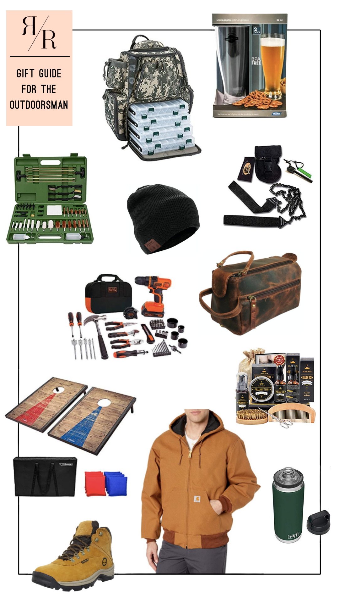 Ruthie Ridley Blog Gift Guides For All The Men In Your Life