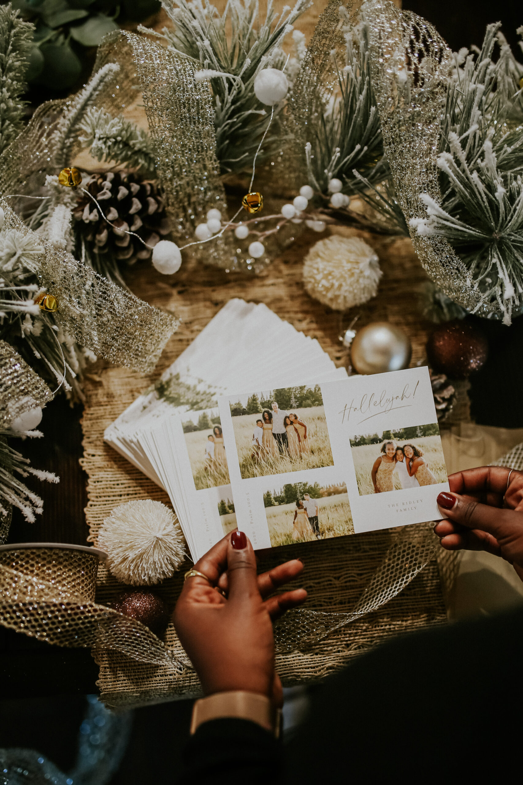 Ruthie Ridley Blog Christmas Cards With Minted