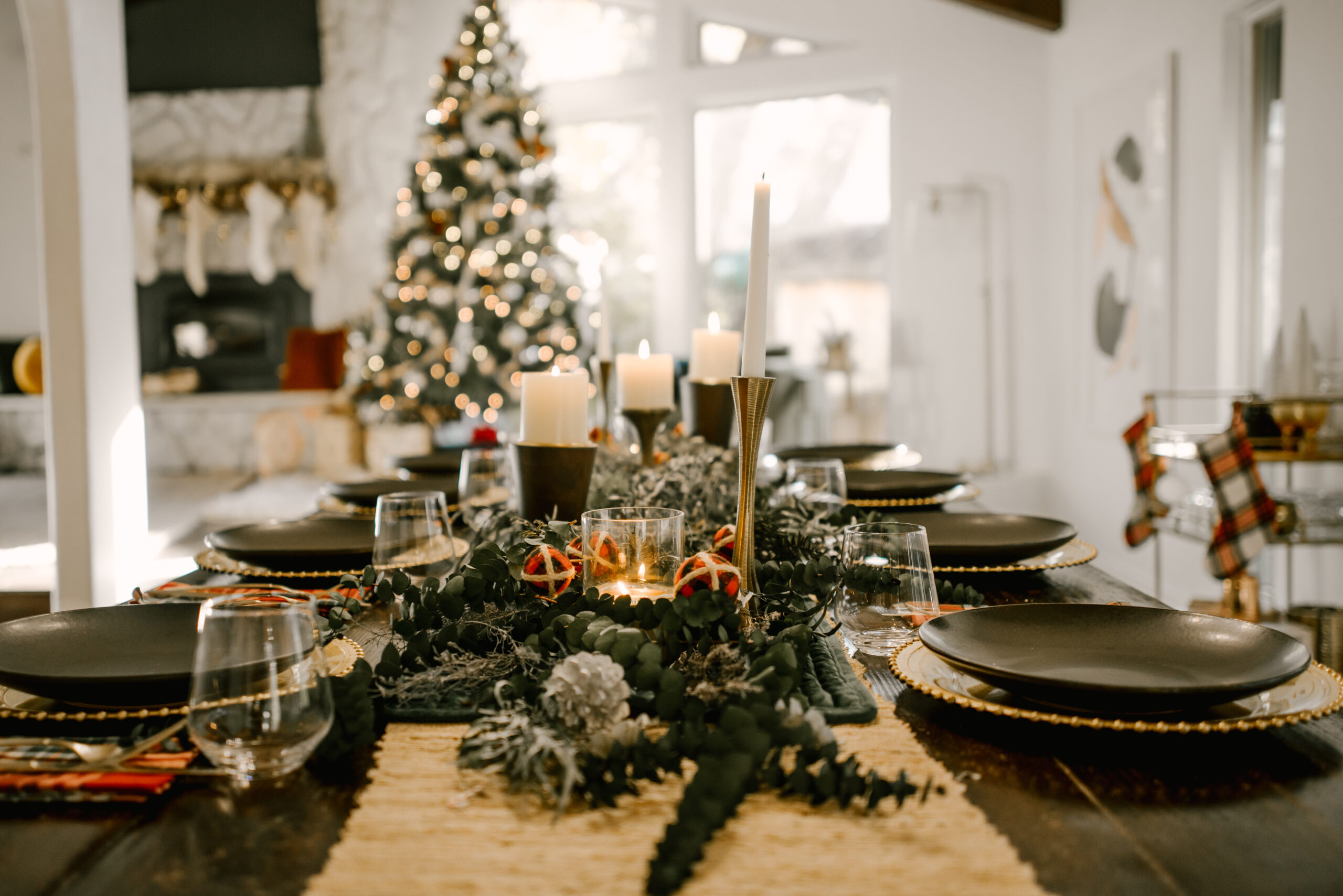 Ruthie Ridley Blog Christmas Tablescape