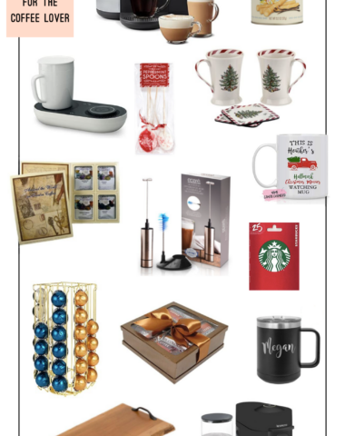 Ruthie Ridley Blog Gift Guide For The Coffee Lover