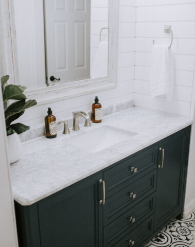 Ruthie Ridley Blog Bathroom Makeover