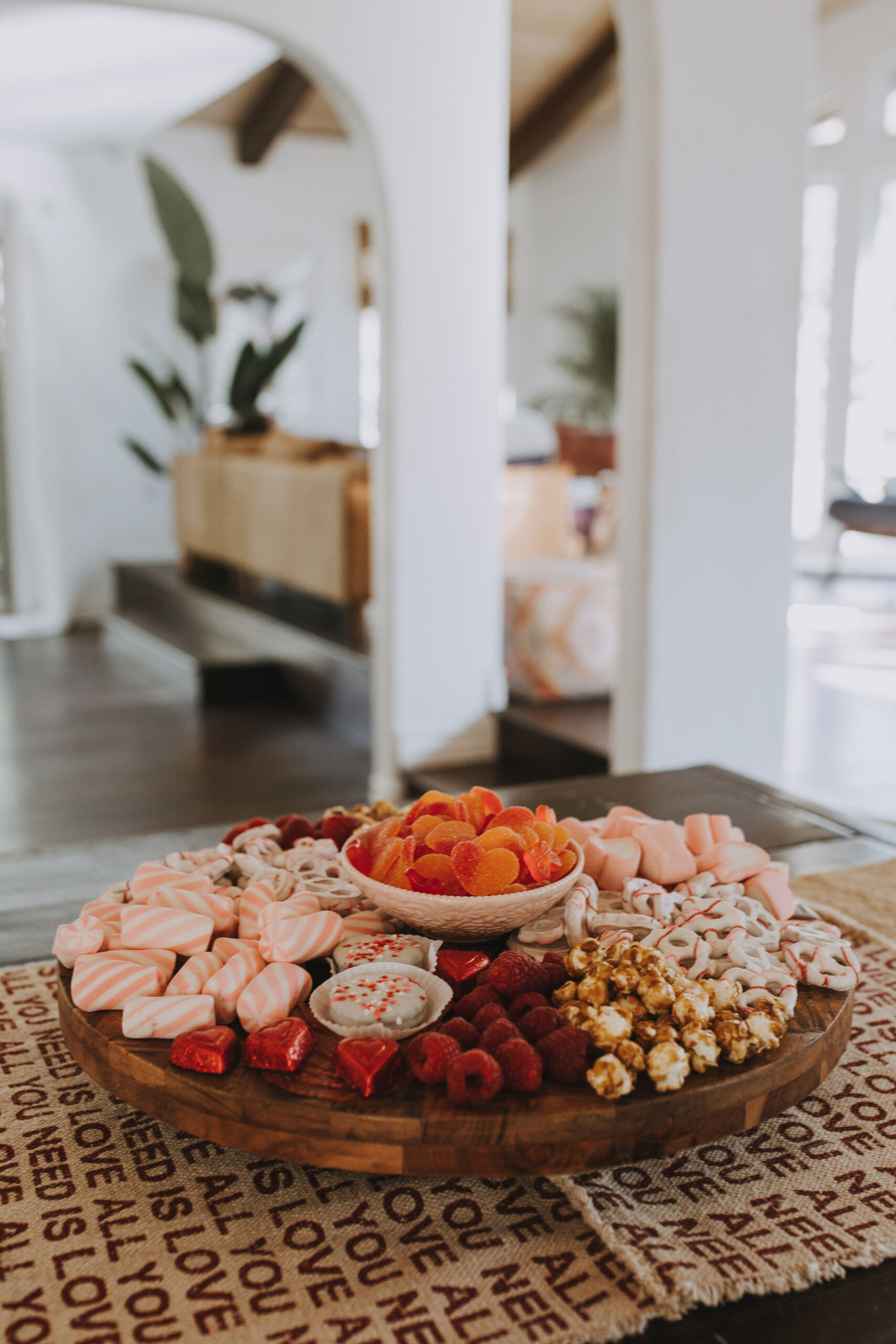 Ruthie Ridley Blog Valentine's Day Charcuterie Board