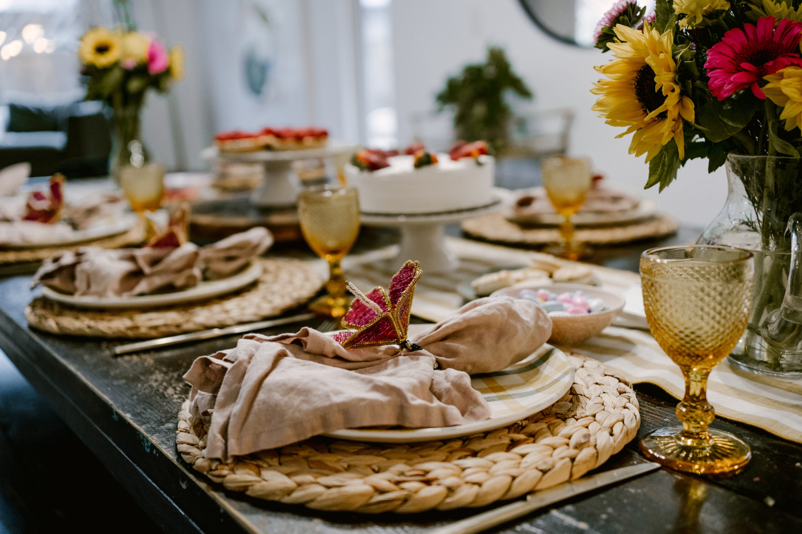 Ruthie Ridley Blog Spring Tablescape