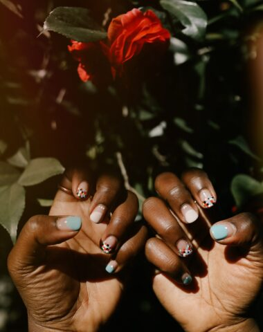 Ruthie Ridley Blog March Nails March Nail Inspiration