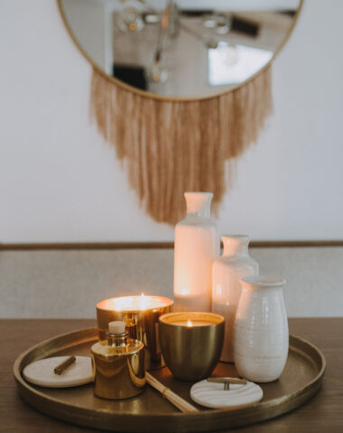 Ruthie Ridley Blog Getting Cozy With Thymes Candles