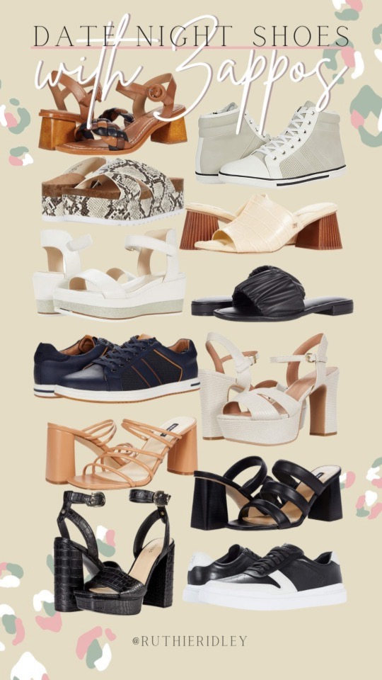 Ruthie Ridley Blog Date Night Shoes with Zappos