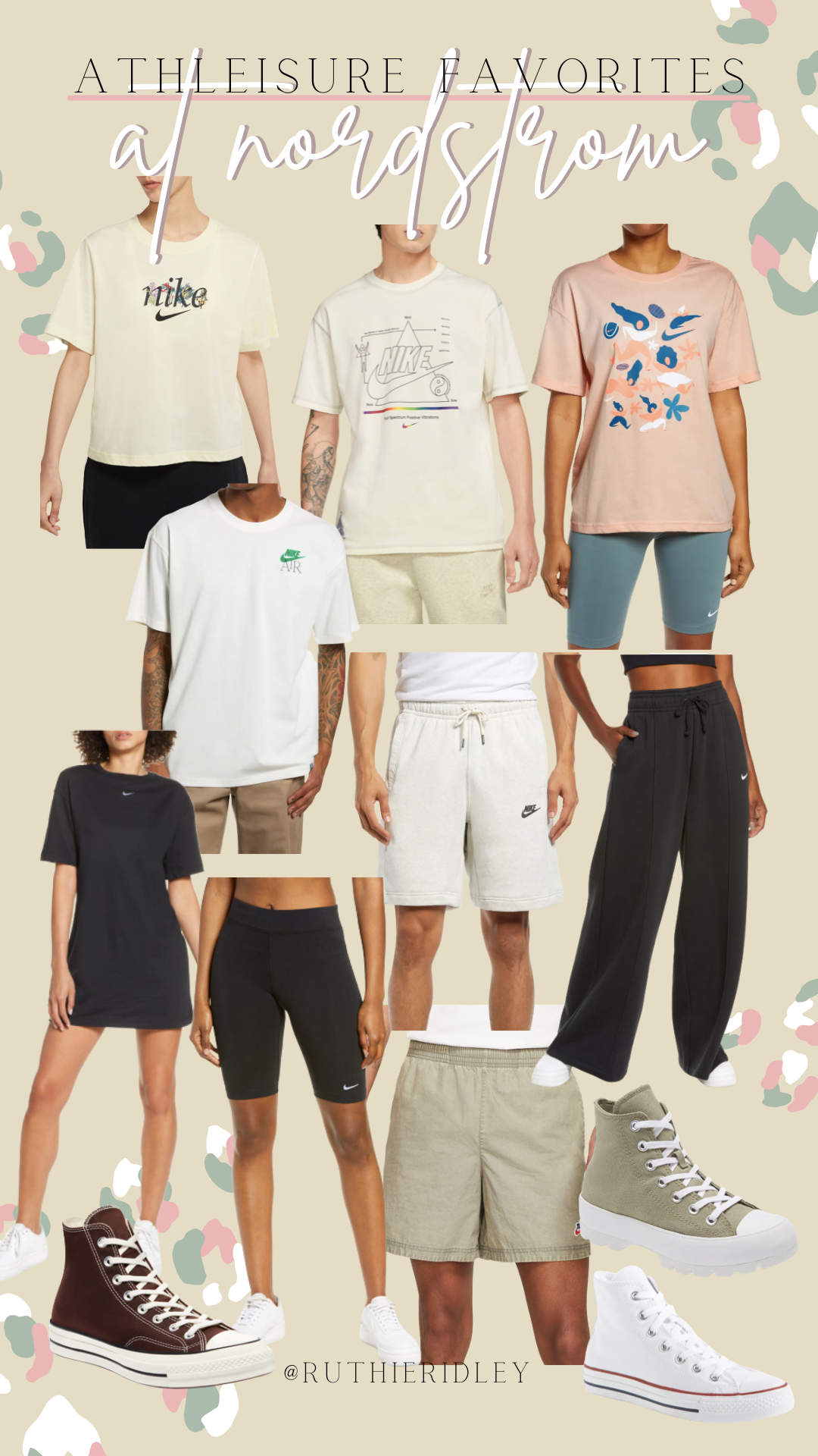 Ruthie Ridley Blog Jumping Into Spring With Nordstrom Athleisure