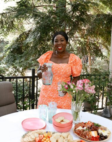 Ruthie Ridley Blog The Perfect Outdoor Dining At Anthropologie