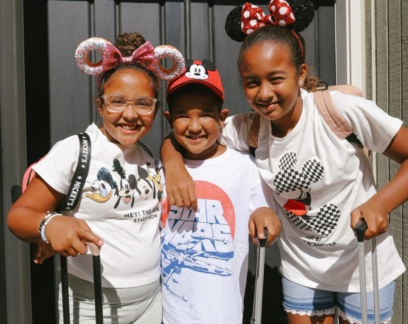 Ruthie Ridley Blog What I Packed For Disney