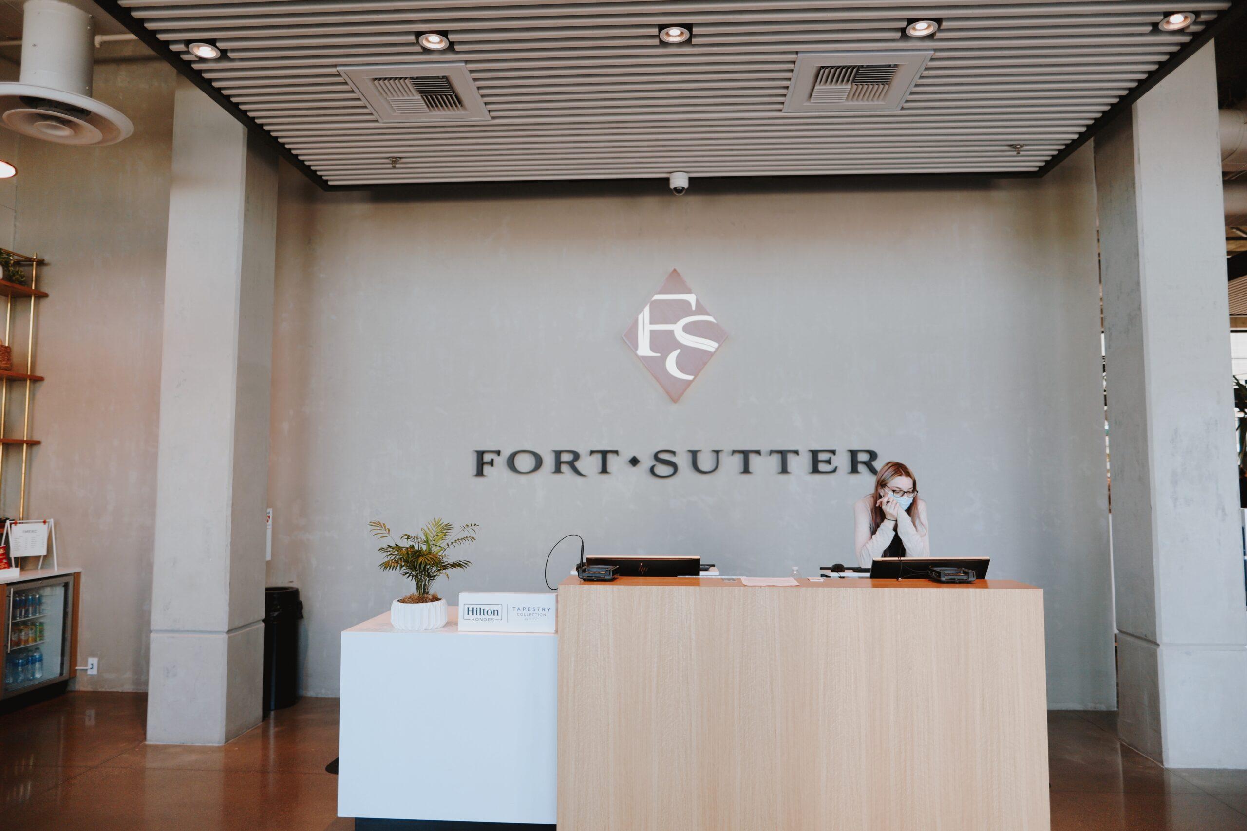 Ruthie Ridley Blog Fort Sutter Hotel