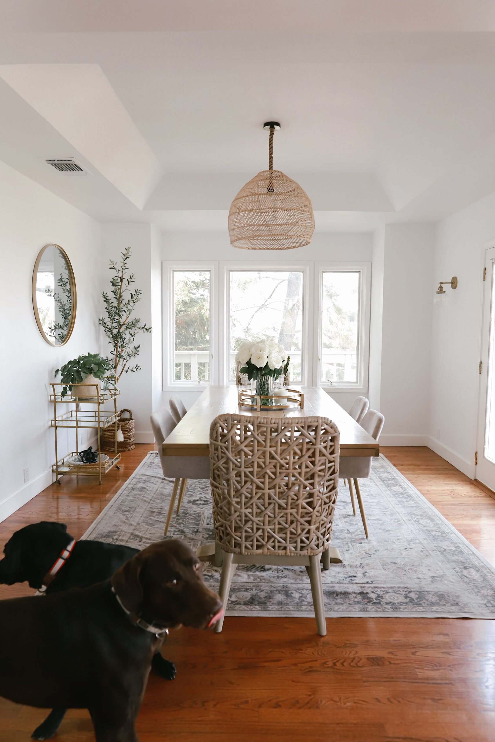 Ruthie Ridley Blog Dining Room Inspo