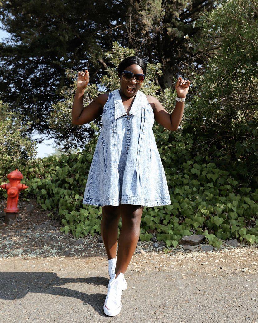 Ruthie Ridley Blog Denim Dress Favorites