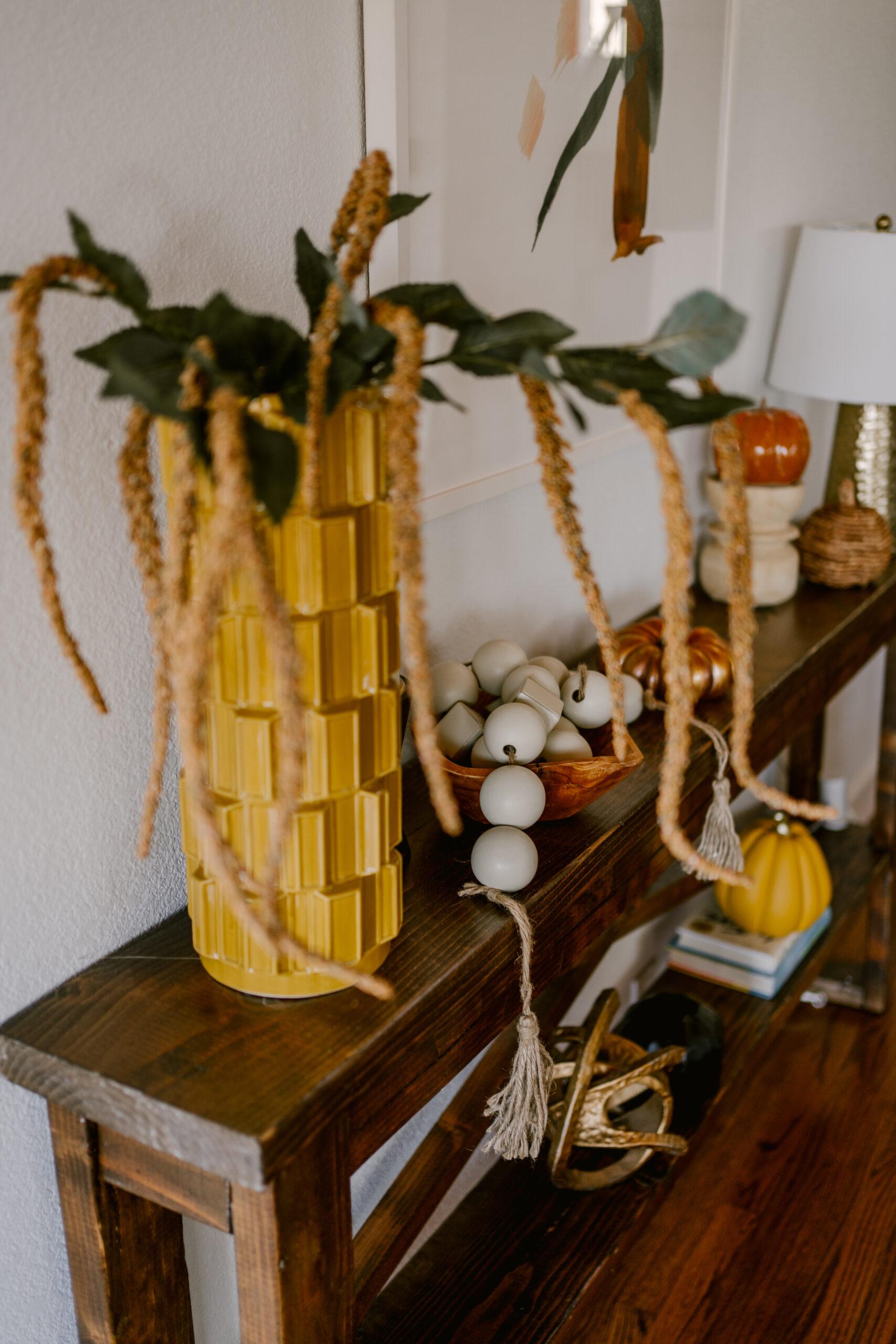 Ruthie Ridley Blog Fall House Tour