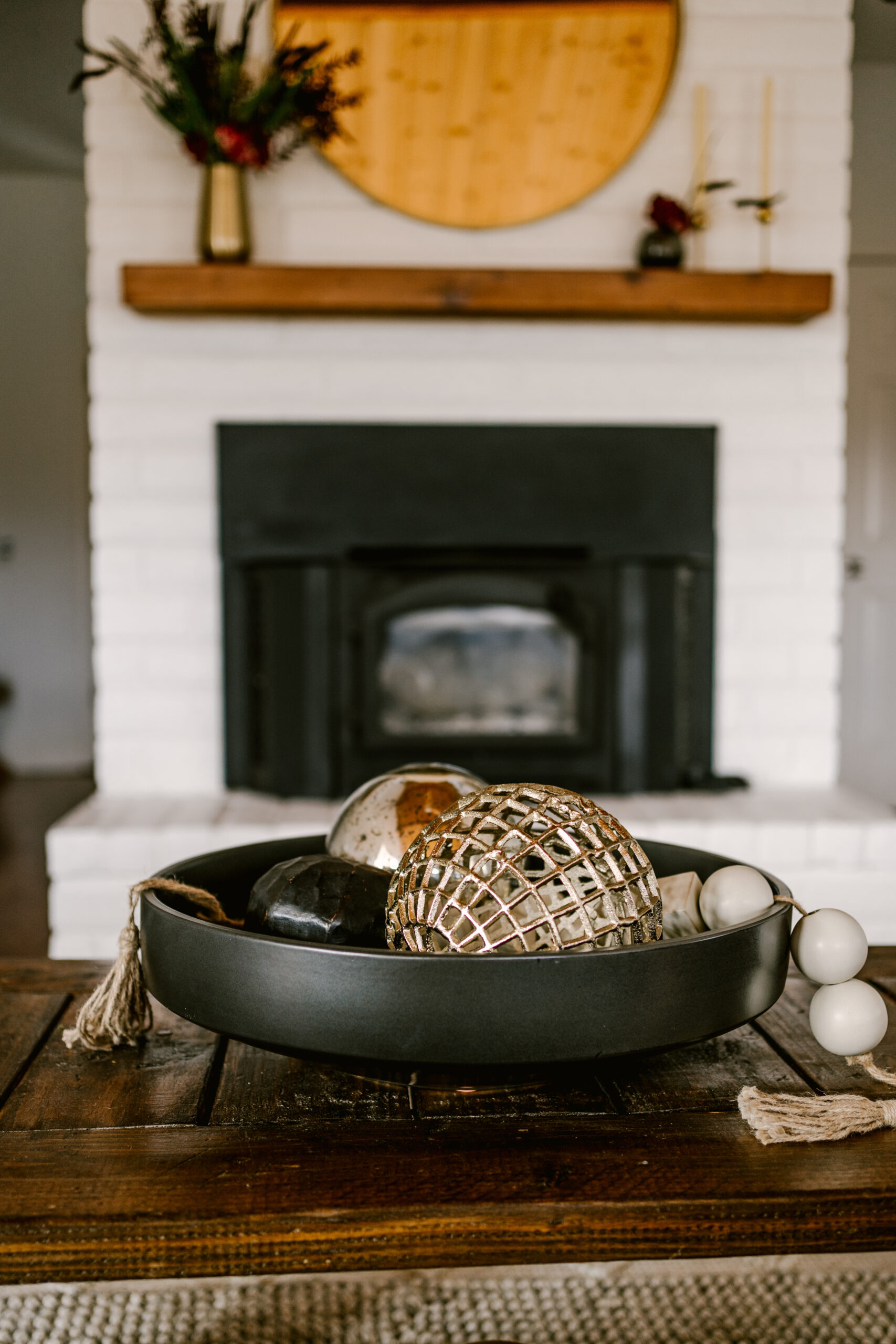 Ruthie Ridley Blog Early Holiday Decor with West Elm