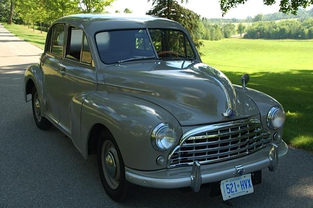 1951 Morris Oxford-SOLD