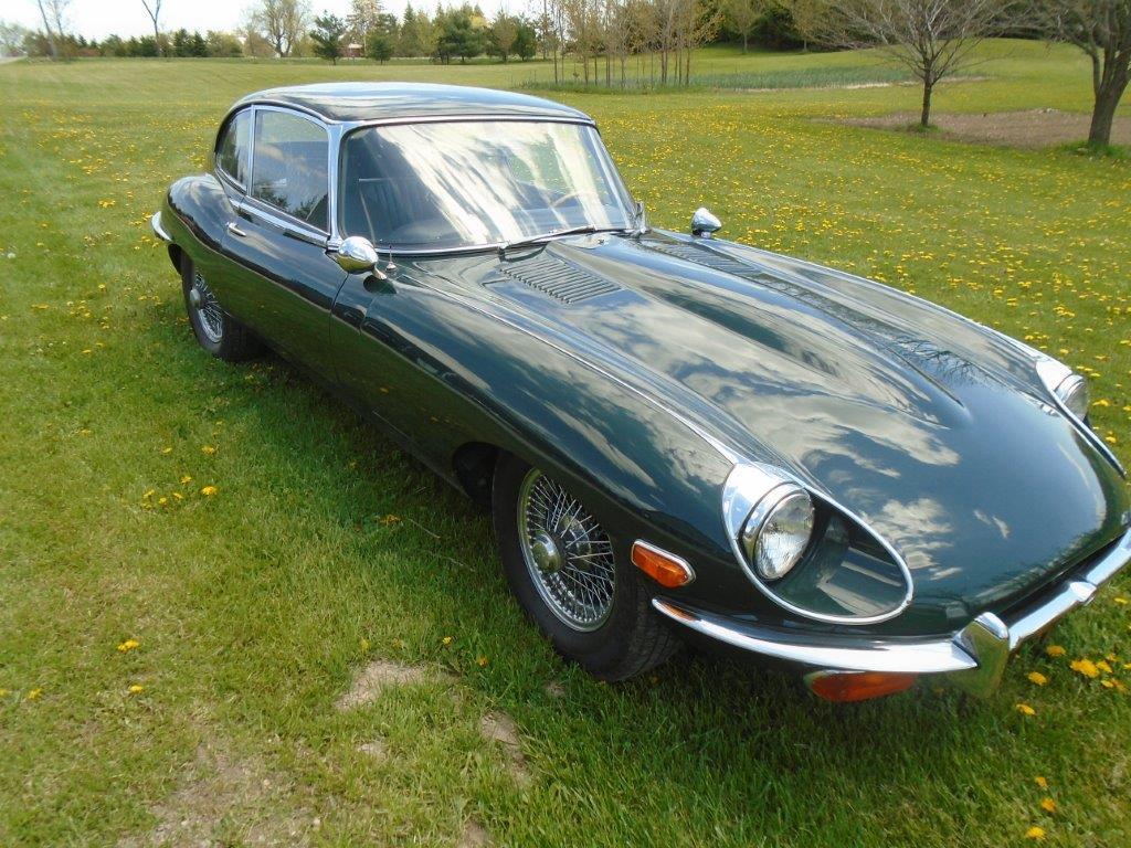 1970 Jaguar E Type 2+2 Coupé