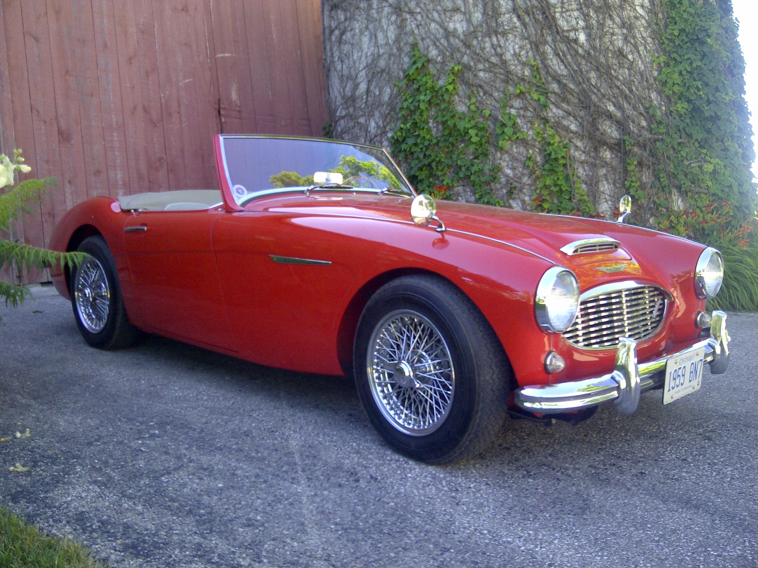 1959 Austin Healey BN7