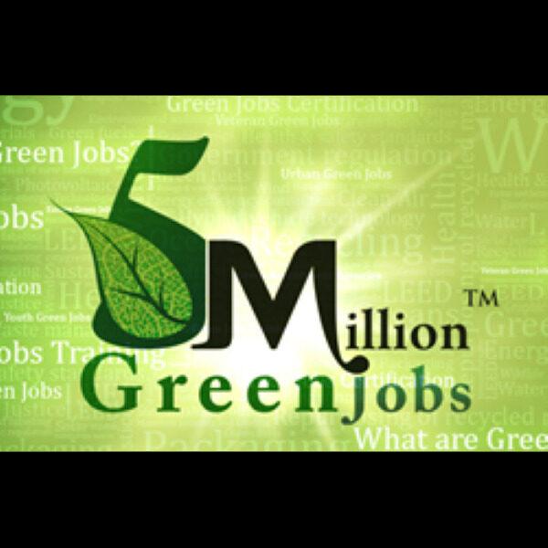 5 Million Green Jobs(TM) Scores Big with .ECO®