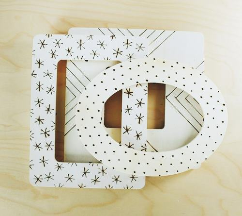 DIY Simple Picture Frame