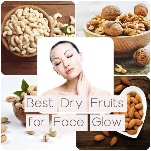 Best Dry Fruits for Face Glow