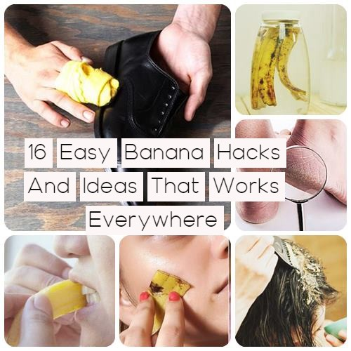 16 Easy Banana Hacks And Ideas That Works Everywhere