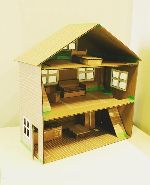 Making Doll House