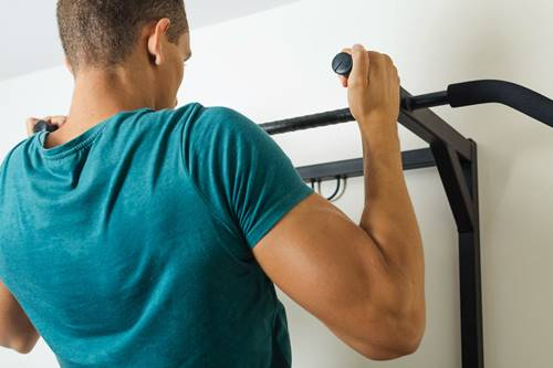 How to make Wall Mounted Pull Up Bar