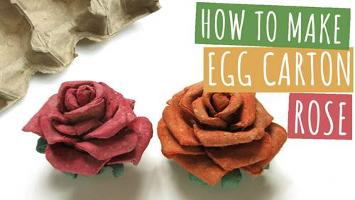 how to make an rose