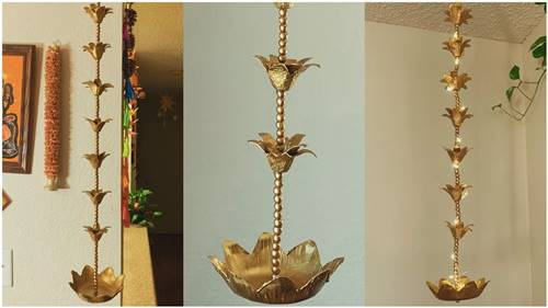 wall hanging from egg tray
