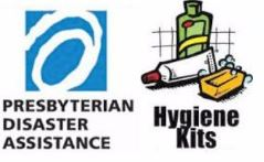 Packing Hygiene Kits