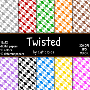 Clip Art World! New FREE digital papers!